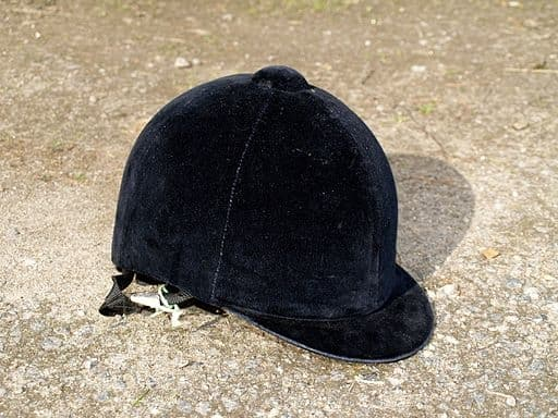 Old Riding Hat